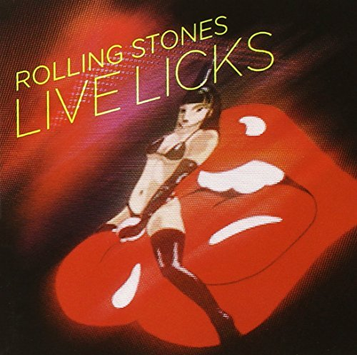Live Licks by The Rolling Stones (2009-11-10)