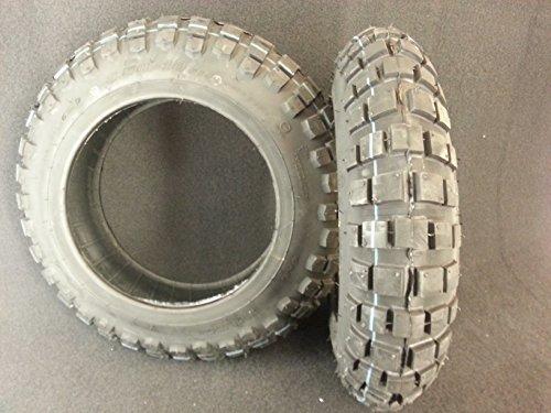 Neumáticos 3. 50–1051J neumático duro LML Star para Vespa PX Ape 50cc Enduro Cross