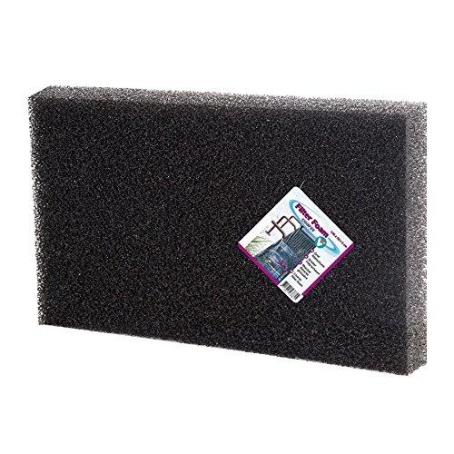Velda Filterschaum 100x50x2cm fein mittel grob Filtermatte Filterschwamm, Dichte:grob