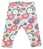 Sigikid Baby-Mädchen Leggin, Leggings, Mehrfarbig (Starlight Blue 575), (Herstellergröße: 86)