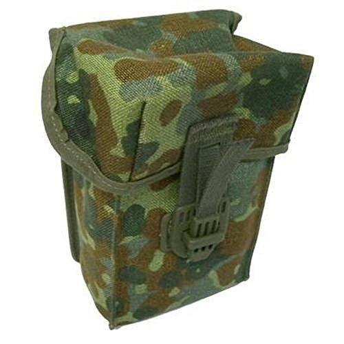 Gebrauchte BW Magazintasche G3, flecktarn, Bundeswehr