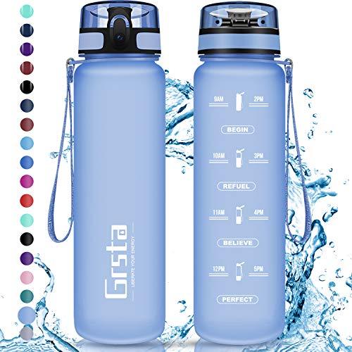 Botellas De Agua Para Niños Con Nombre Marca Grsta
