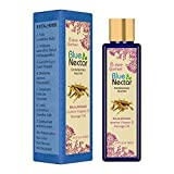 Blue Nectar Ayurvedic Aromatic Bath and Body Massage Oil with Vitamin D absorption