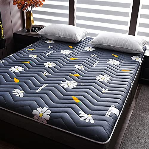 mattress WANGTX Tatami - Alfombrilla para dormitorio de 1 metro 1,2 m, 1,5 m, 1,8 cama B / 150 x 200 cm