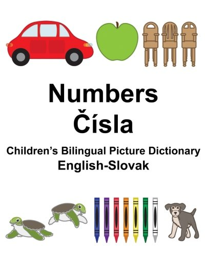 English-Slovak Numbers Children's Bilingual Picture Dictionary (FreeBilingualBooks.com)