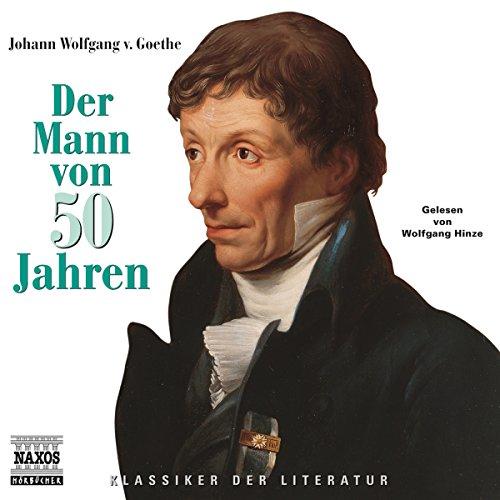 Der Mann von 50 Jahren audiobook cover art