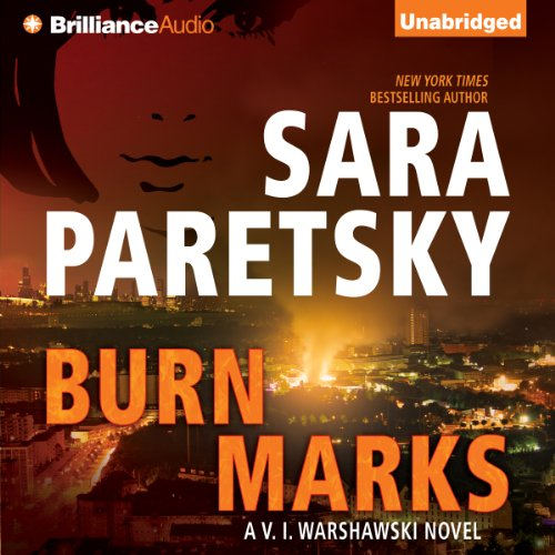 Burn Marks cover art