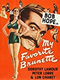 Bob Hope in 'My Favorite Brunette' - Dorothy Lamour, Peter Lorre, & Lon Chaney