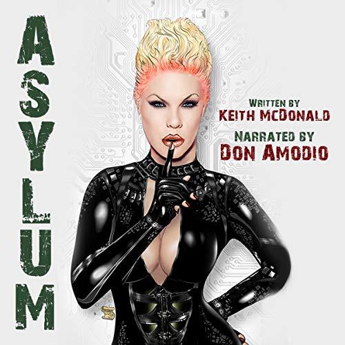 Asylum audiobook cover art