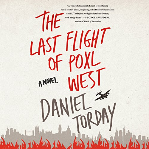 The Last Flight of Poxl West cover art