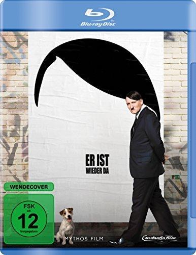 Ha vuelto / Look Who's Back (2015) ( Er ist wieder da ) ( Look Who is Back ) [ Origen Alemán, Ningun Idioma Espanol ] (Blu-Ray)