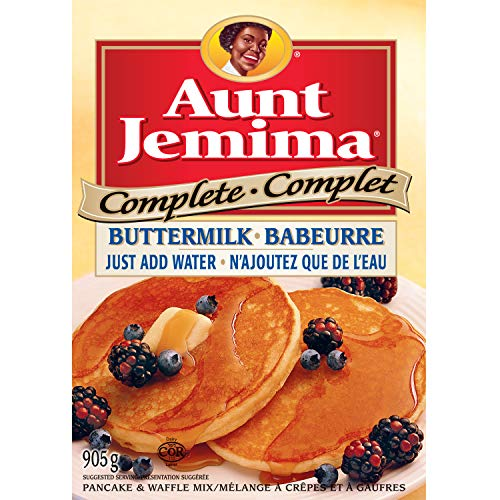 Aunt Jemima Complete Buttermilk Pancake Mix (Pack of 12)
