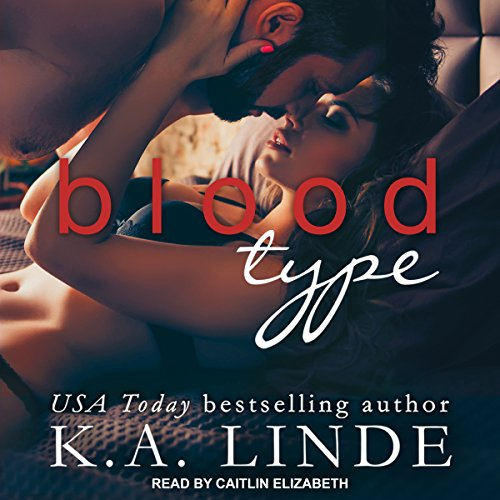 Blood Type audiobook cover art