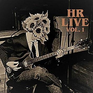 HR Live, Vol. 1