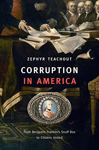Corruption in America (English Edition)