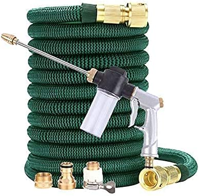 Ranking TOP2 Expandable Garden Hose Flexible Latest item Water Hoses Pip Watering Eu