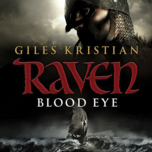 Raven: Blood Eye audiobook cover art
