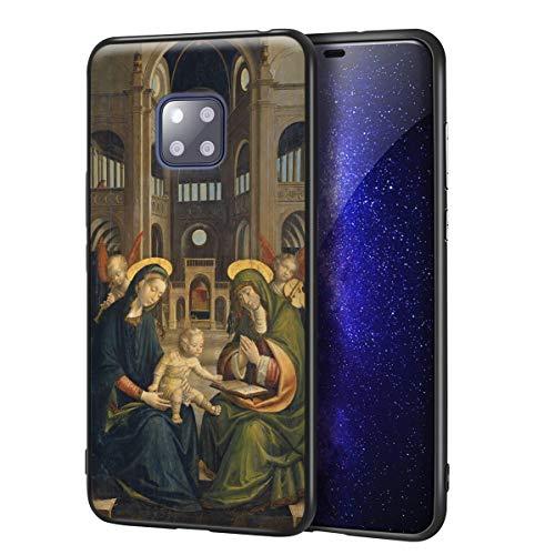 Berkin Arts Defendente Ferrari Custodia per Huawei Mate 20 PRO/per Cellulare Art/Stampa giclée UV sulla Cover del Telefono(Anna Drieen)