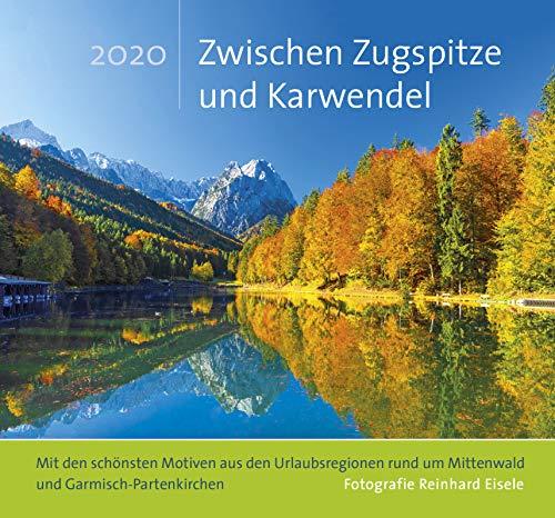 Sonderpreis! Wandkalender 2020 Zwischen Zugspitze und Karwendel