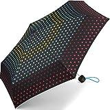 ESPRIT Mini parapluie à pois multicolores