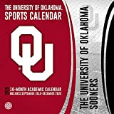 Oklahoma Sooners 2020 Calendar: The University of Oklahoma Sports