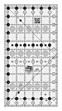 Creative Grids Quilt Ruler 6-1/2in x 12-1/2in - CGR612