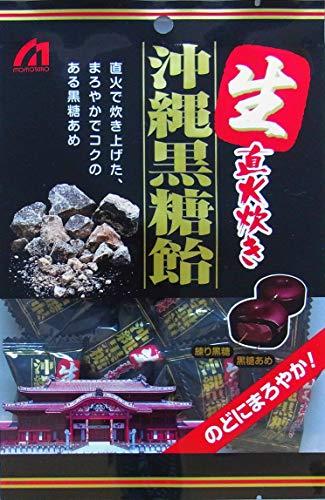 生沖縄黒糖飴 6袋
