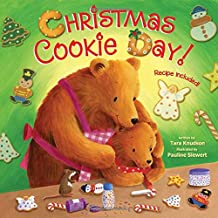 christmas cookie children's book
