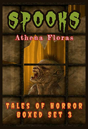 SPOOKS: TALES OF HORROR (SPOOKS BOXED SET Book 3)