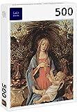 Lais Puzzle Sandro Botticelli - María y el Niño Jesús 500 Piezas