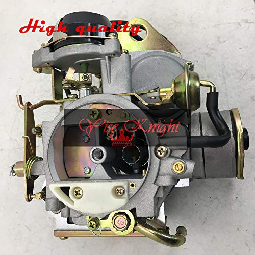 yise-K0032 New z 24 carburettor carby Carburetor carb for Nissan 720 Pickup 2.4L Z24 Engine 1983-1986 16010-21G61 60 New for Aisan DHL 5-9 Days can be Received