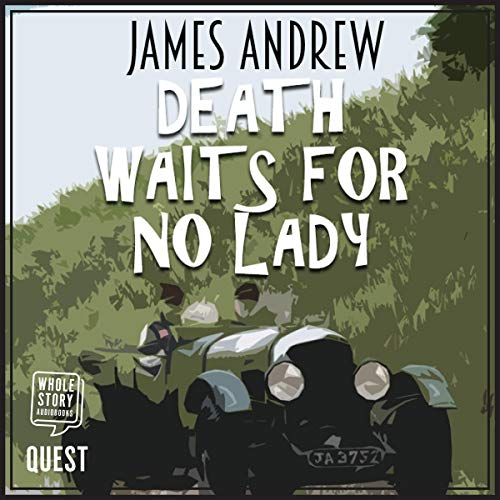 Death Waits for No Lady, Book 2 cover art