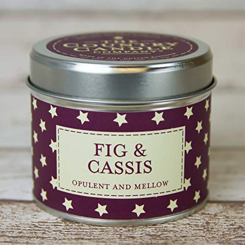 Fig & Cassis Superstars Candle in Tin