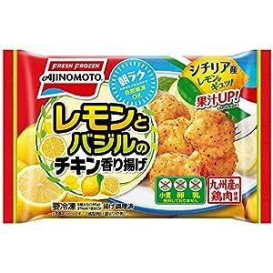 """味の素 レモンとバジルのチキン香り揚げ 6個 × 12入"""""""