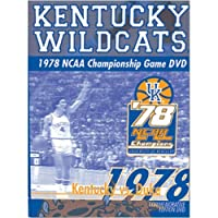 1978 Ncaa Championship Game Kentucky Wildcats [DVD] [Import]