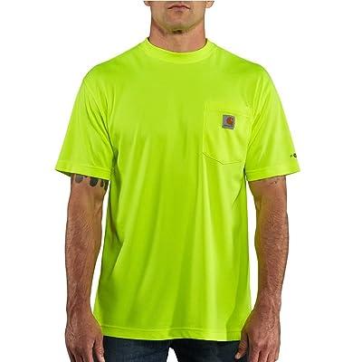 Carhartt Force Color Enhanced Short Sleeve T-Shirt