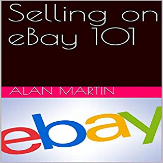 Selling on eBay 101 audiobook cover art