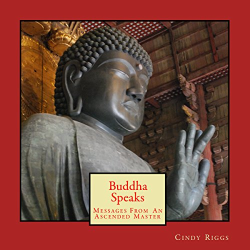 Buddha Speaks: Messages from an Ascended Master Titelbild