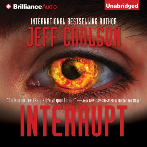 Interrupt audiobook cover art