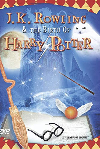 J.K. Rowling & The Birth of Harry Potter