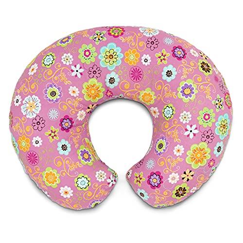 Chicco Boppy Almofada de Amamentação, Multicor (Wild Flowers), 0-6+ Meses