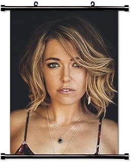 Rachel Platten Singer Wall Scroll Poster (16x21) Inches