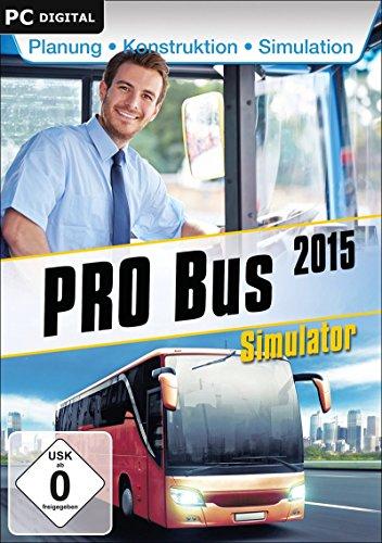 Pro Bus Simulator 2015 [PC Download]