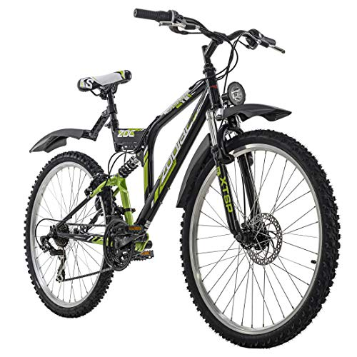 KS Cycling Mountainbike ATB Fully 26