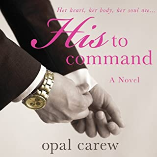 His to Command audiobook cover art