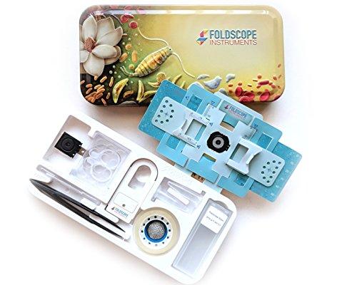 Foldscope Deluxe Individual Kit