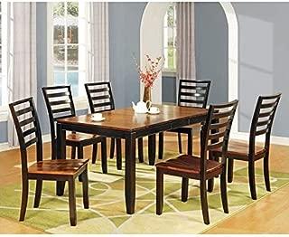 Steve Silver Company Abaco 7 Piece Rectangular Dining Set