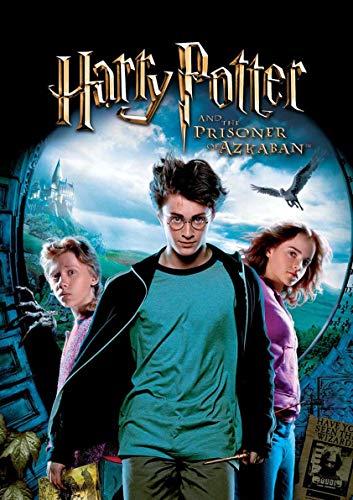 Poster Harry Potter 3 Harry Potter and The Prisoner of Azkaban affiche cinéma Wall Art