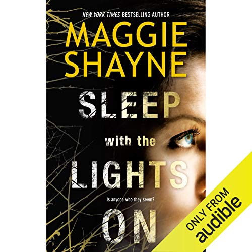 Sleep with the Lights On audiobook cover art