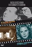Grandes Directores 18 ROBERTO ROSSELINI II - TE QUERRÉ SIEMPRE (1954) /STROMBOLI, TIERRA DE DIOS (1950)